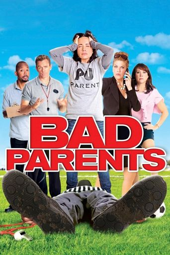 Bad Parents Poster