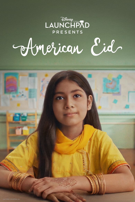 American Eid Poster