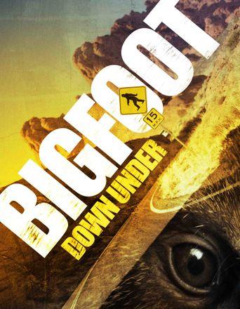 Bigfoot Down Under Poster