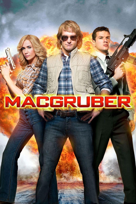 Watch MacGruber