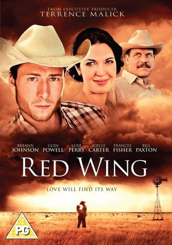 Red Wing Poster