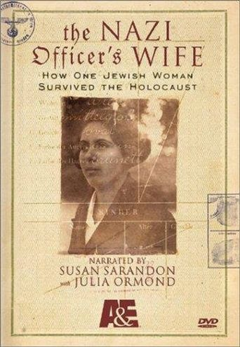 The Nazi Officer's Wife Poster