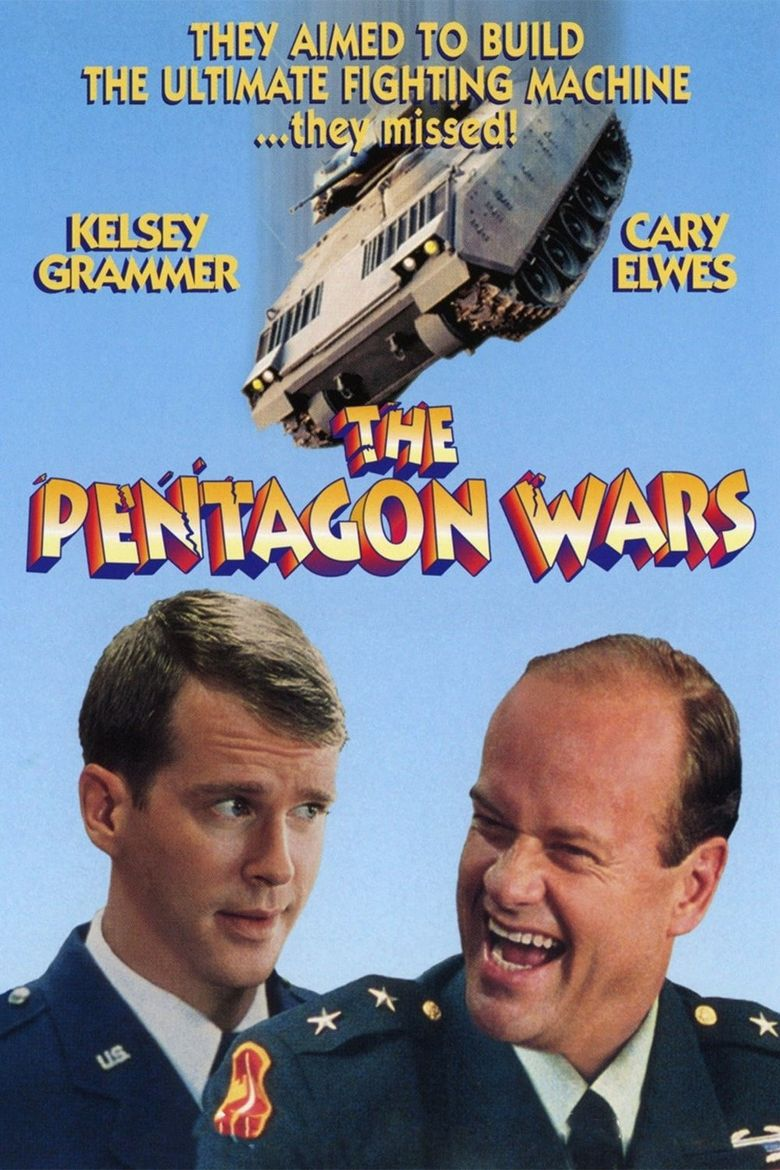 The Pentagon Wars Poster