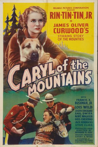 Caryl of the Mountains Poster