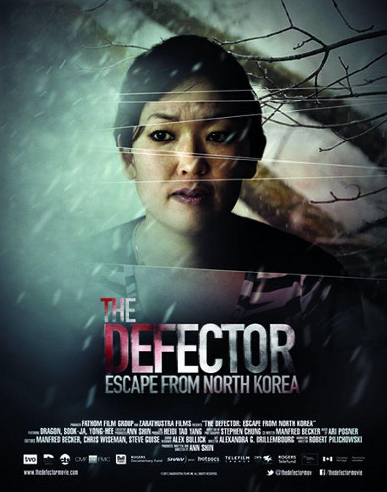 The Defector: Escape from North Korea Poster