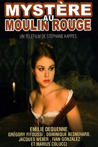 Mystery at Moulin Rouge Poster