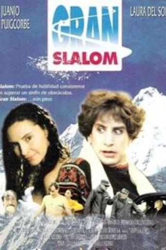 Gran Slalom Poster