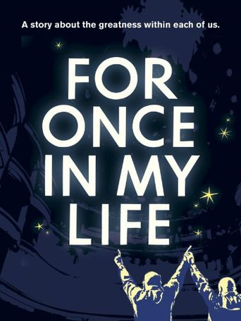 For Once in My Life Poster