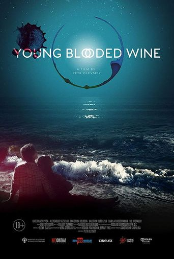 Young Blooded Wine Poster