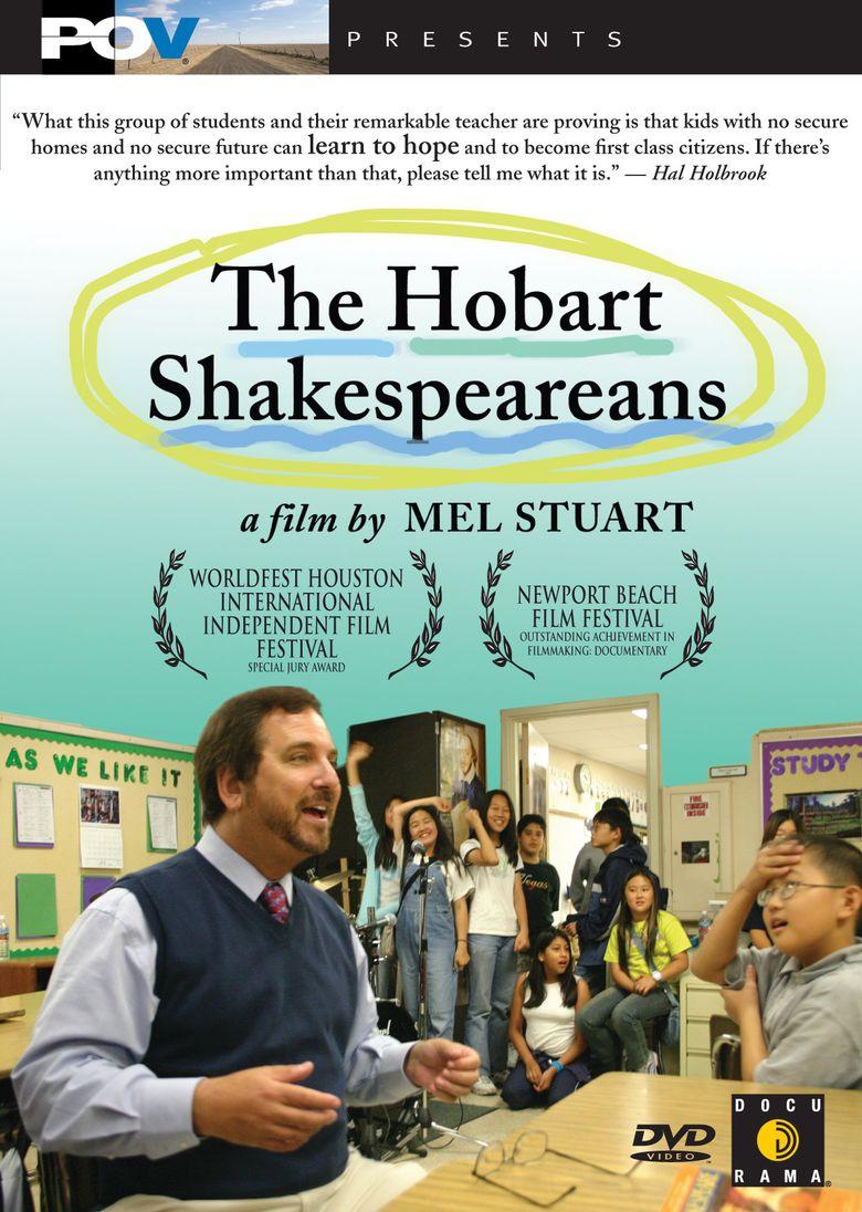 The Hobart Shakespeareans Poster