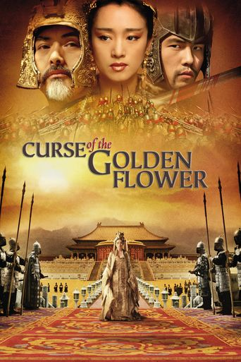 Watch Curse of the Golden Flower