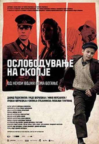 The Liberation of Skopje Poster