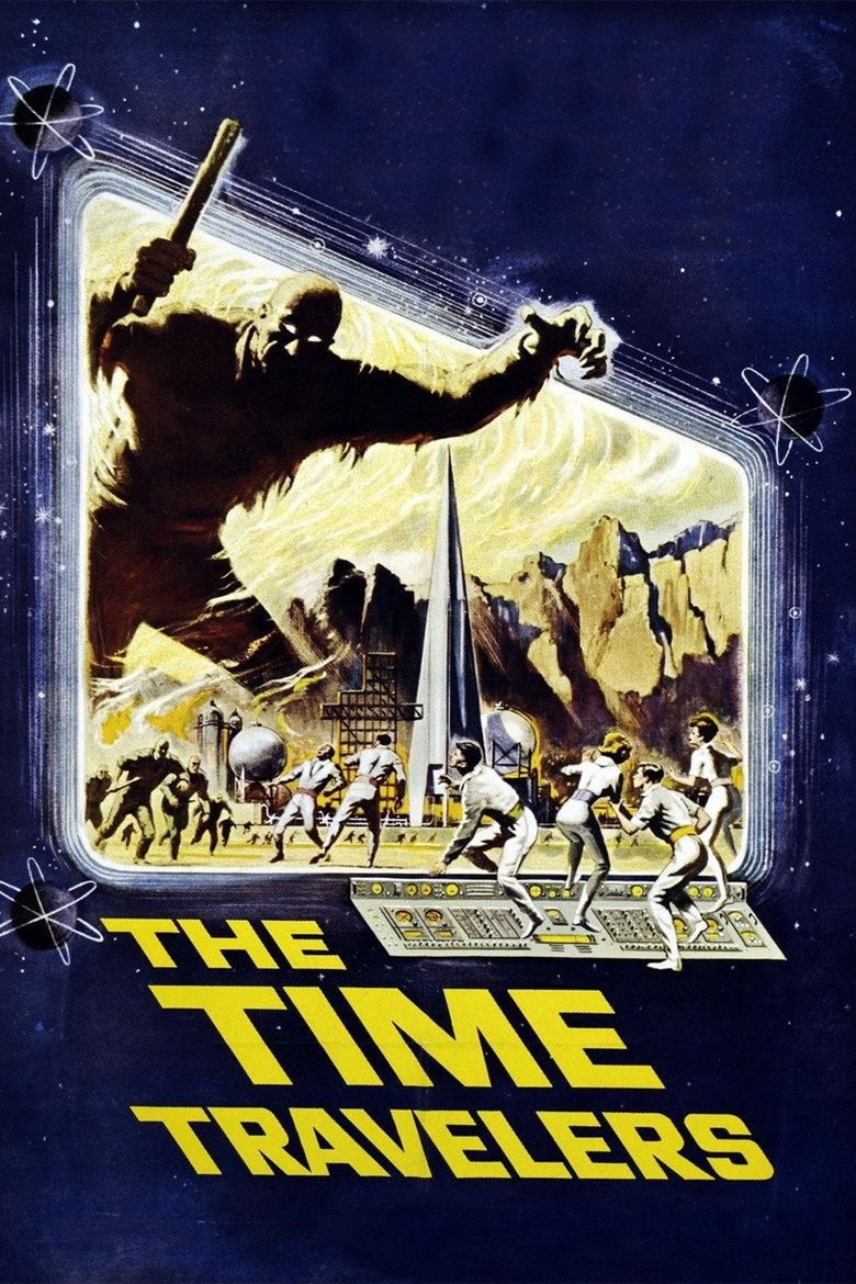 The Time Travelers Poster