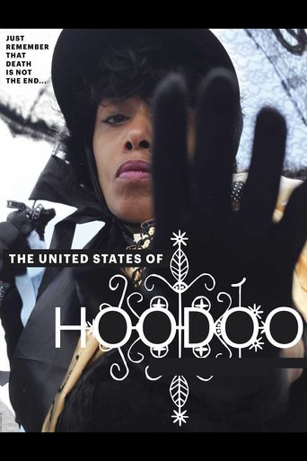 The United States of Hoodoo Poster