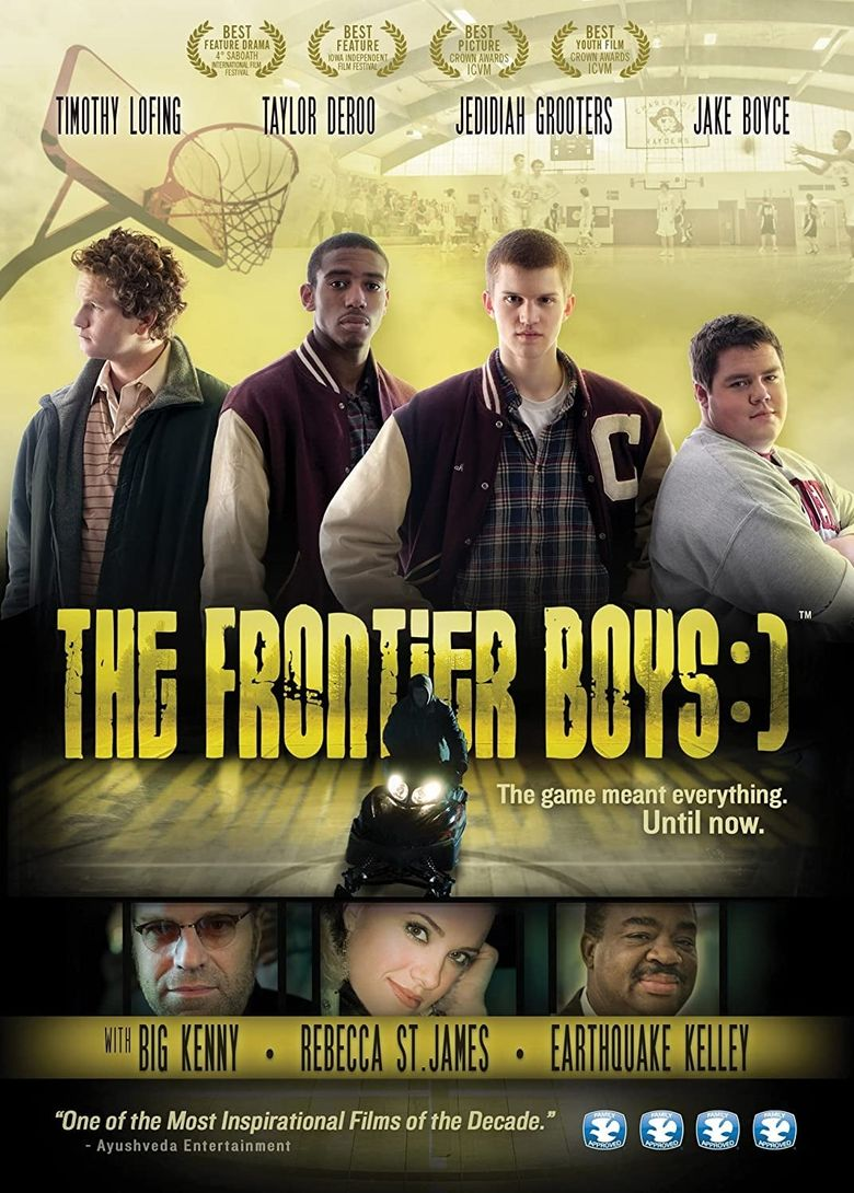 The Frontier Boys Poster