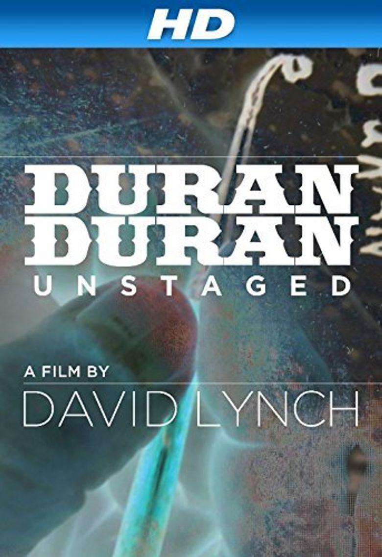 Duran Duran: Unstaged Poster
