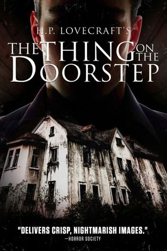 The Thing on the Doorstep Poster