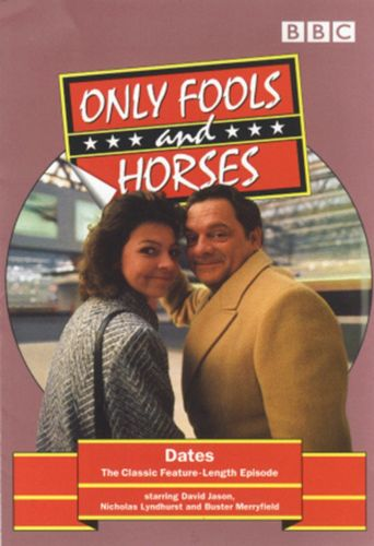 Only Fools and Horses - Dates Poster