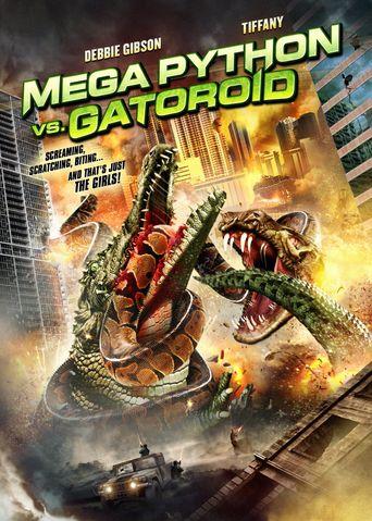 Mega Python vs. Gatoroid Poster
