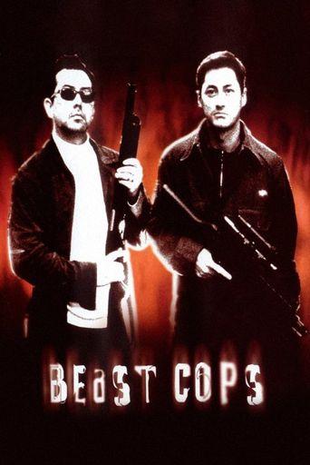Beast Cops Poster