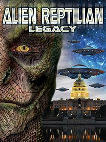Alien Reptilian Legacy Poster