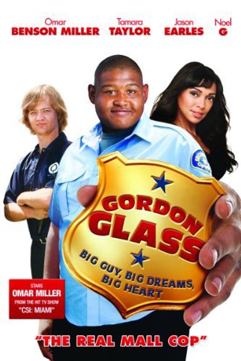 Gordon Glass Poster