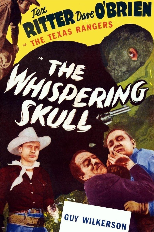 The Whispering Skull Poster