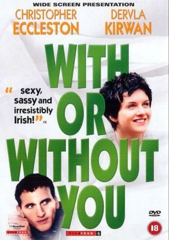 With or Without You Poster