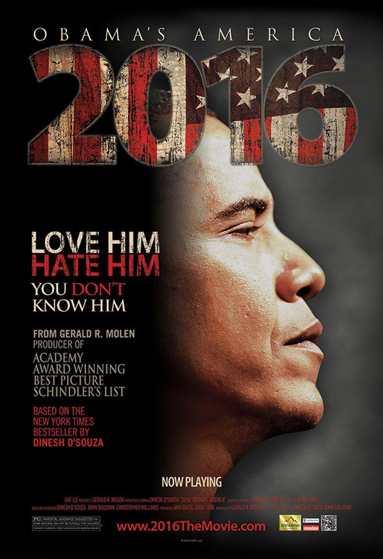 2016: Obama's America Poster