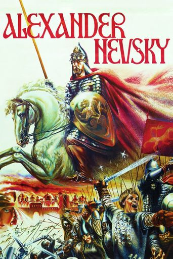 Watch Alexander Nevsky