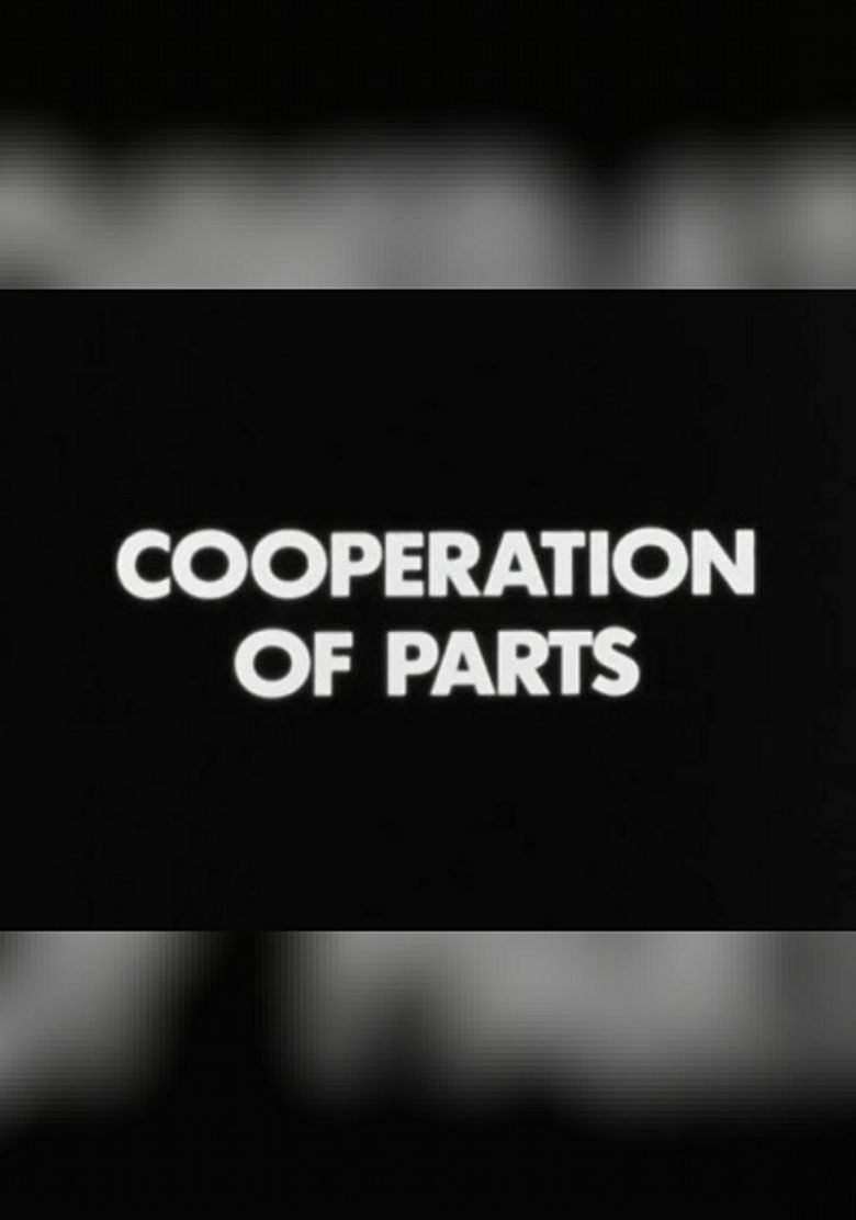 Cooperation of Parts Poster