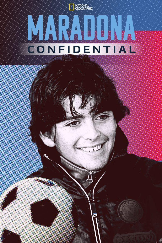 Maradona Confidencial Poster