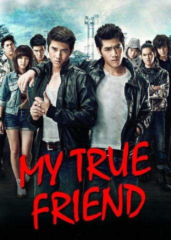 My True Friend Poster
