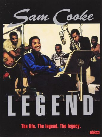 Sam Cooke: Legend Poster