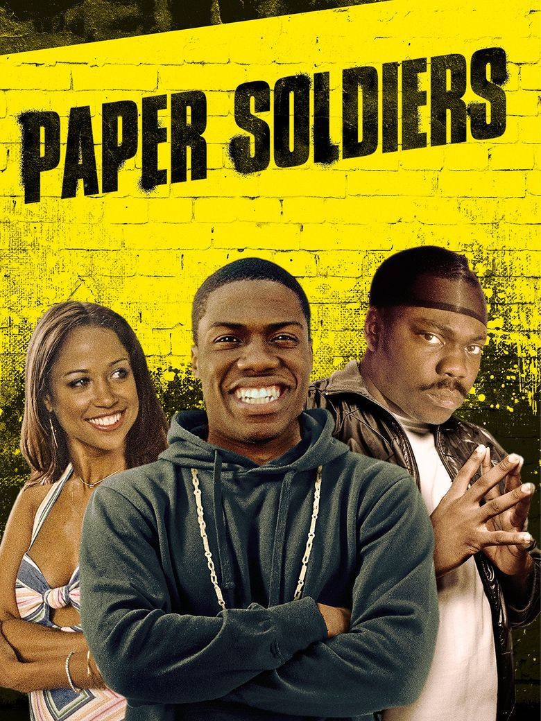 Paper Soldiers Poster