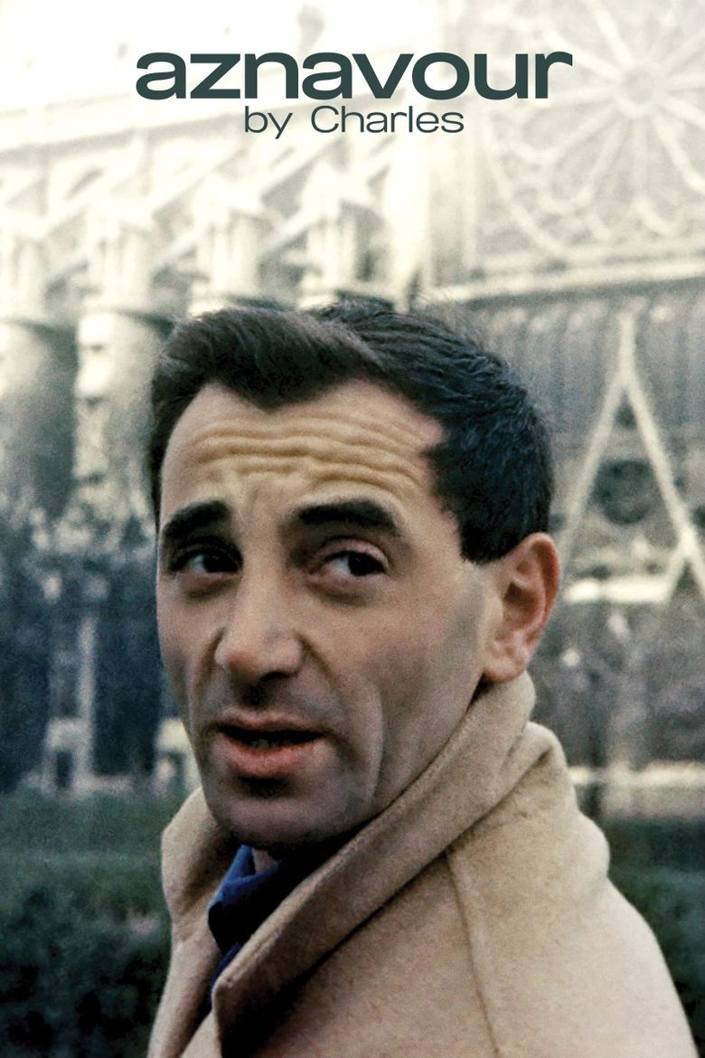 Aznavour by Charles Poster