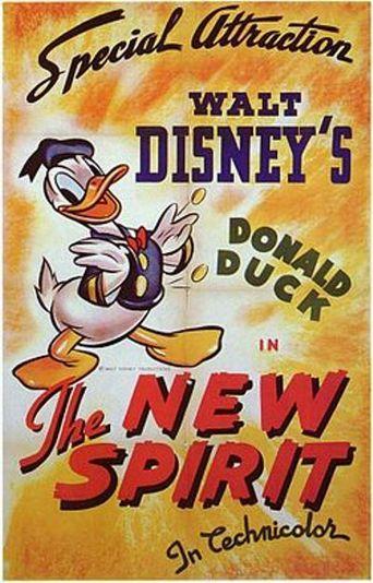 The New Spirit Poster