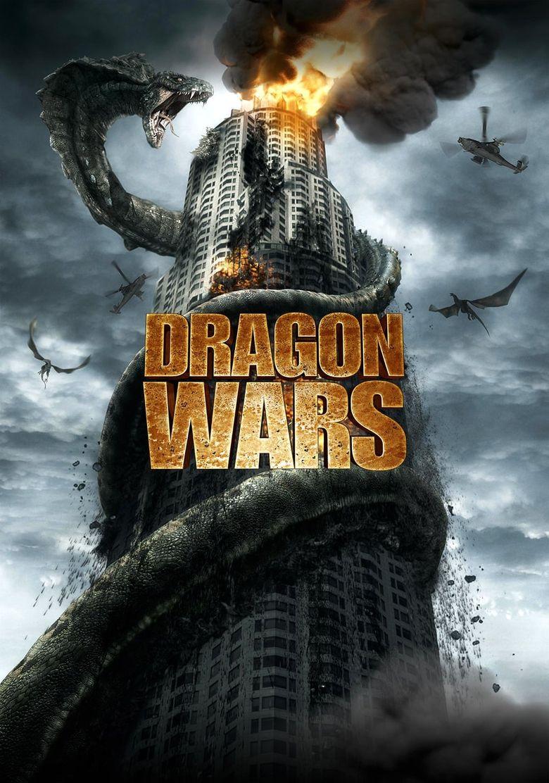 Dragon Wars: D-War Poster