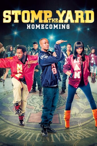 Watch Stomp the Yard 2: Homecoming
