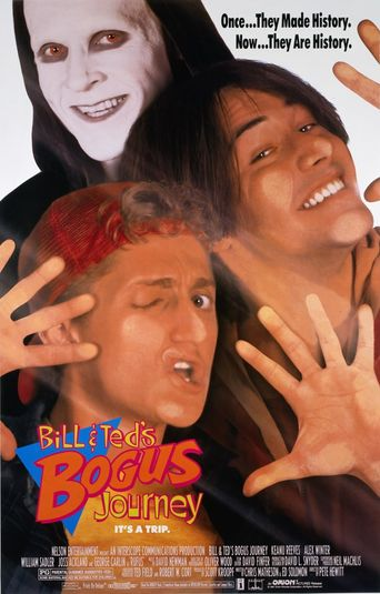 Watch Bill & Ted's Bogus Journey