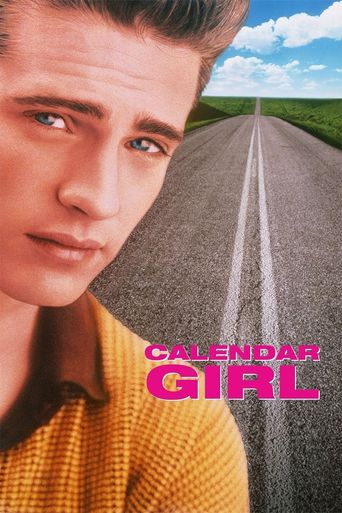 Calendar Girl Poster
