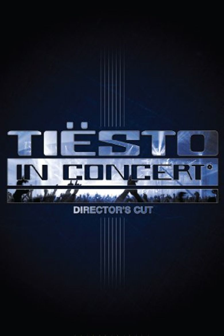 Tiësto in Concert Poster