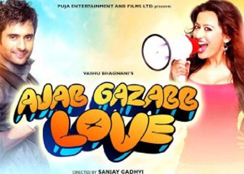 Ajab Gazabb Love Poster