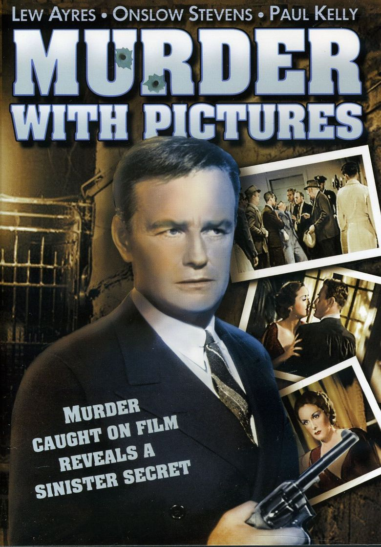 Murder with Pictures Poster