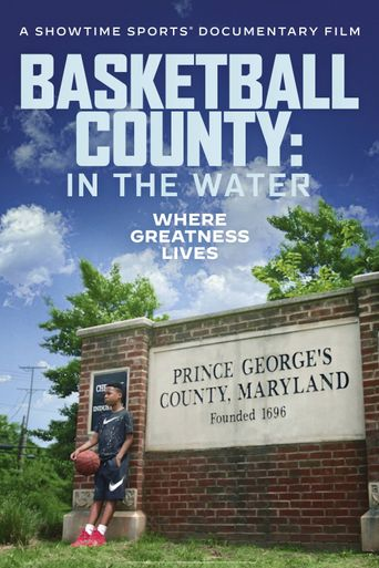 Basketball County: In the Water Poster