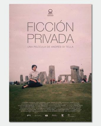 Private Fiction Poster