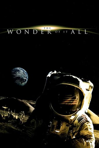 The Wonder of It All Poster