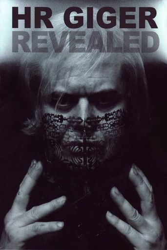 HR Giger Revealed Poster