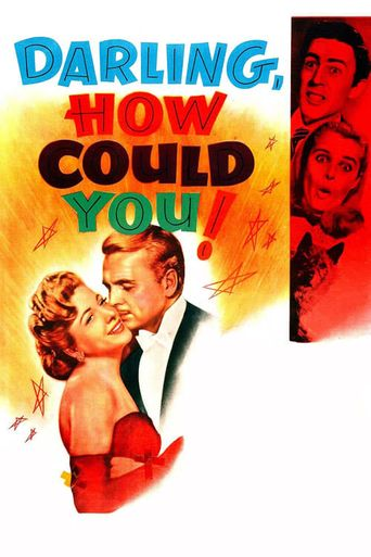 Darling, How Could You! Poster