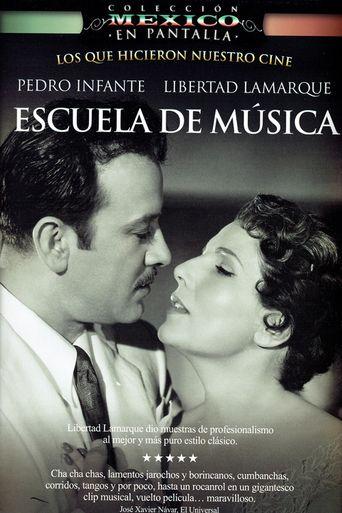 Music School Poster